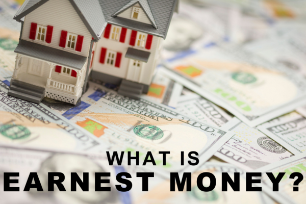 What is earnest money banner