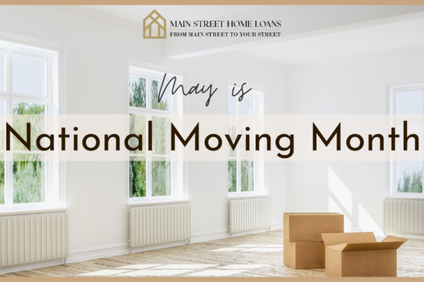 National Moving MOnth